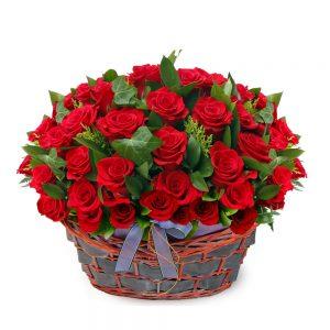 Seoul flower basket delivery