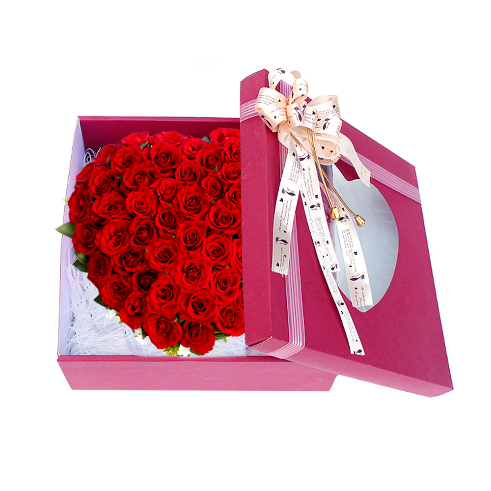 Seoul flower box gift delivery