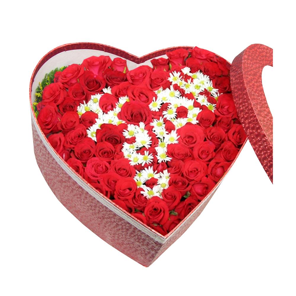 Seoul flower box gift