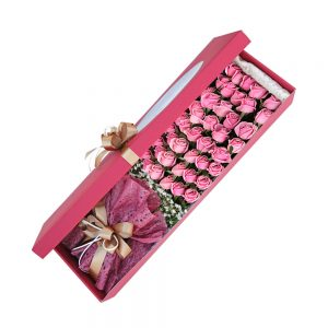 Korea flower box gift delivery