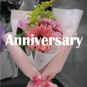 Anniversary flower Korea