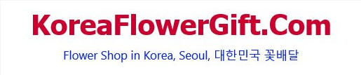 korea flower logo