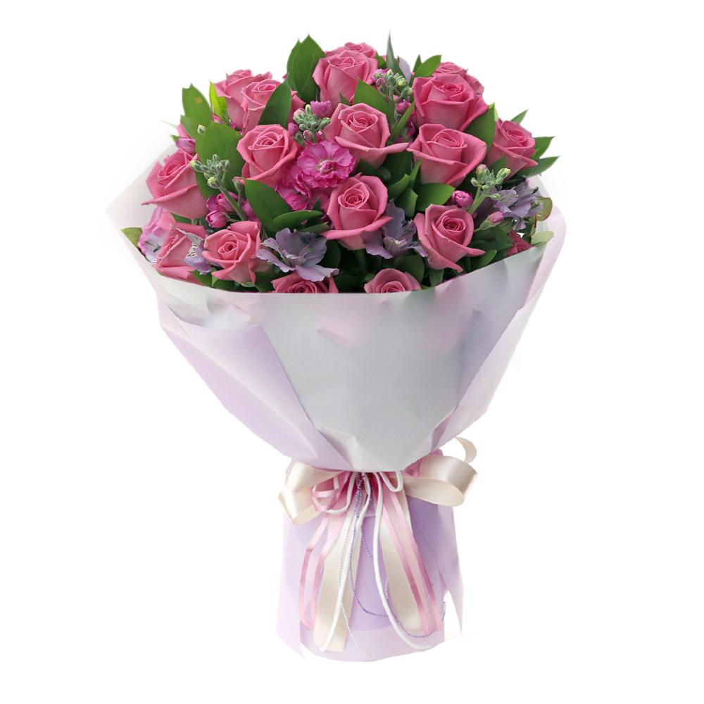 bouquet flower gift in Korea
