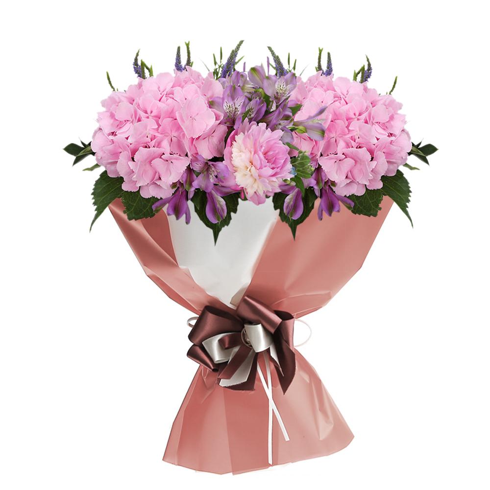 bouquet flower in Korea