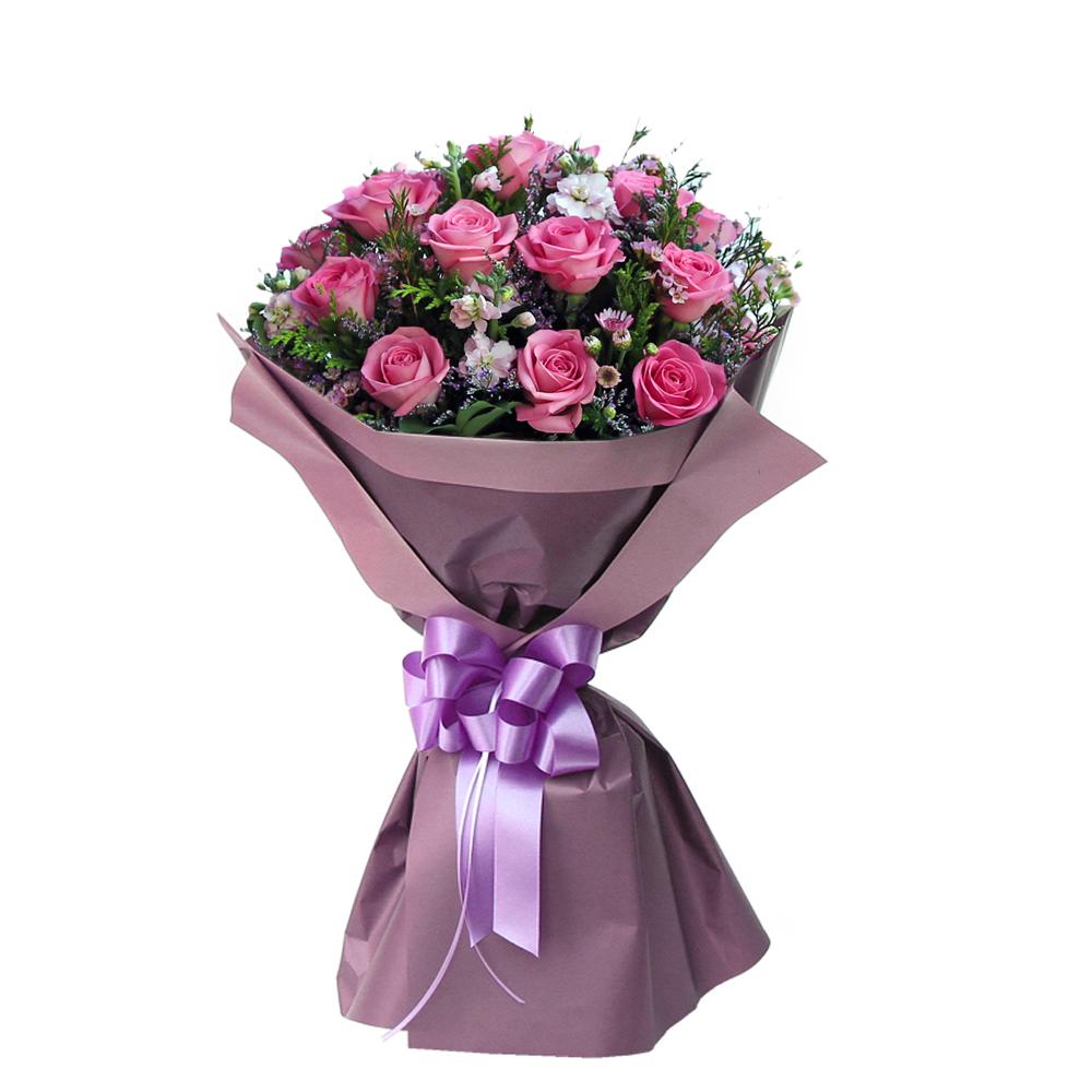 bouquet flower in Seoul