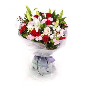 Korea flower bouquet delivery service
