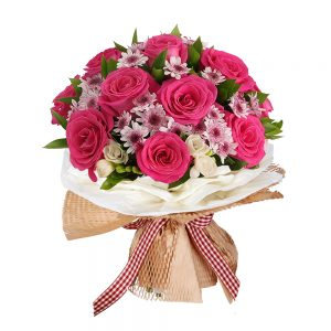Korea flower bouquet gift delivery