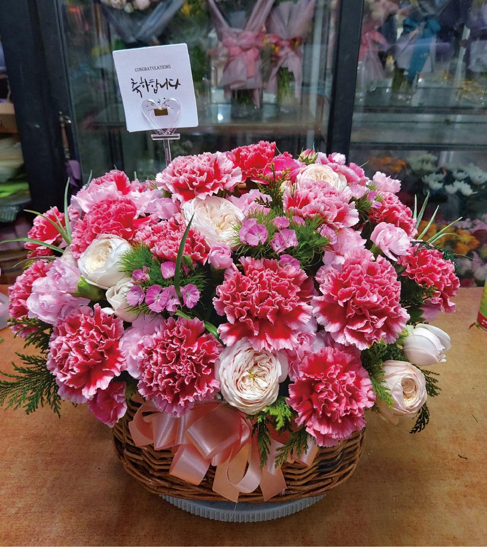 mother's day flower, carnation, roses
